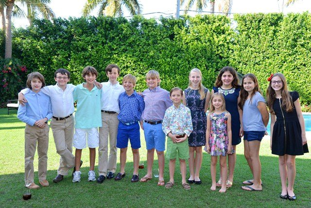 Group== Cocktail for Swiss School, Le Rosey hosted by Marzia Precoda== 261 El Bravo Way, Palm Beach, FL== March 1, 2015== ©Patrick McMullan== Photo - Patrick McMullan/PatrickMcMullan.com== ==