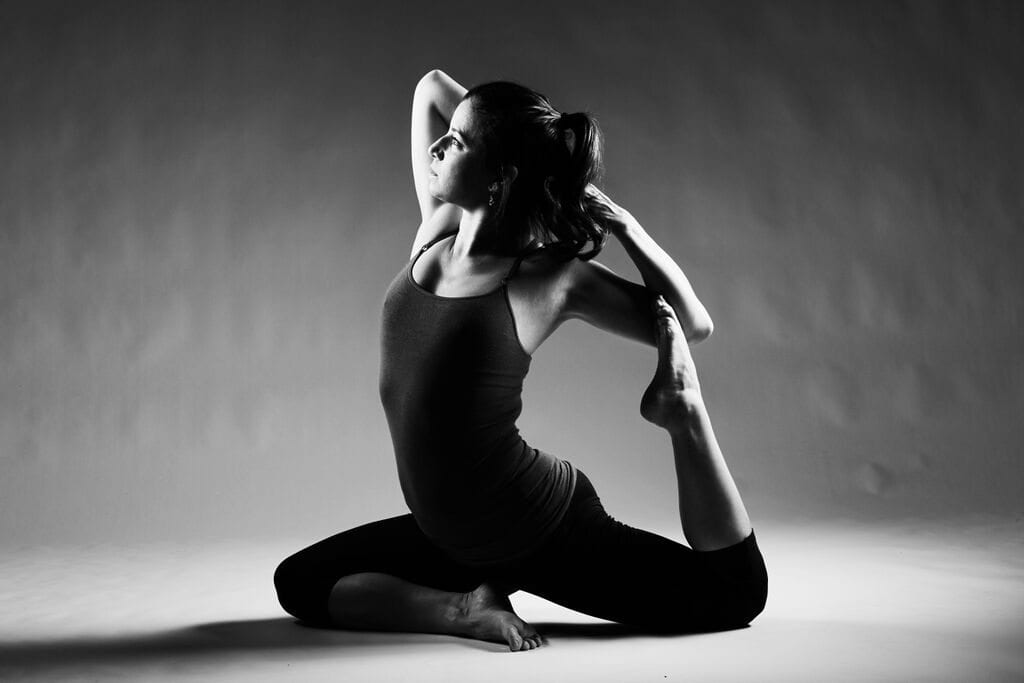 Christine Festa | Yoga Pose