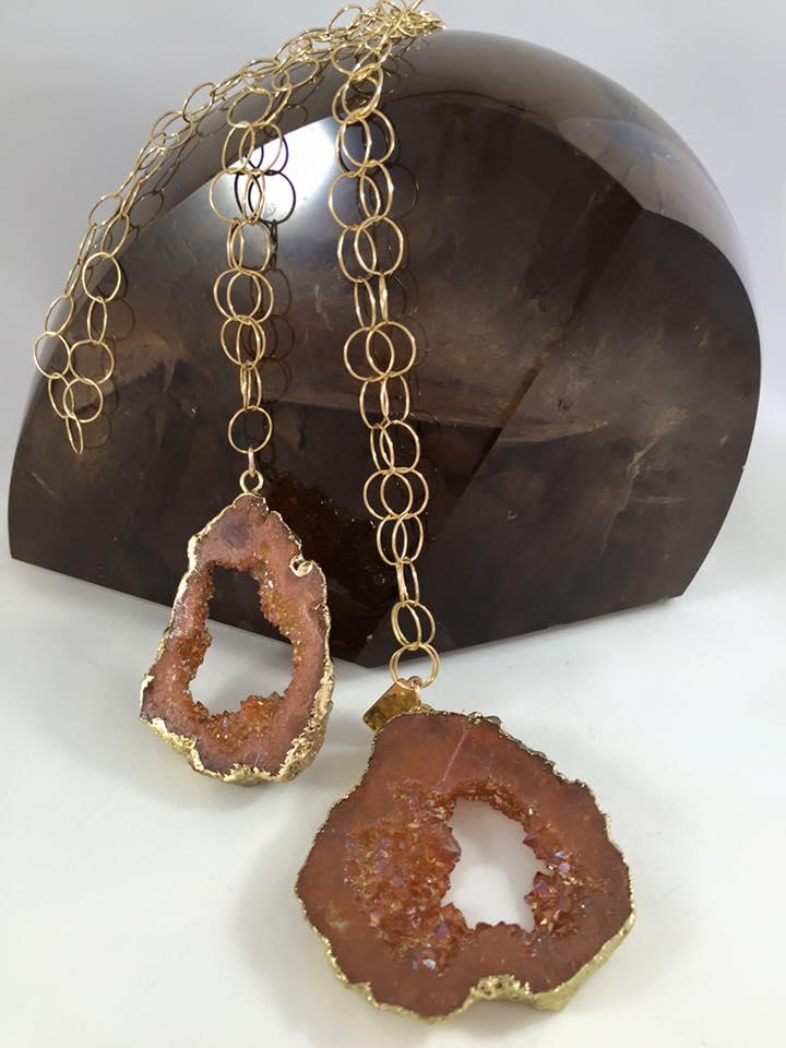Carnelian Geodes, Whitney Baldwin