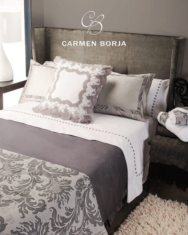 purveyor of home linens to the spanish royal family  carmen borja