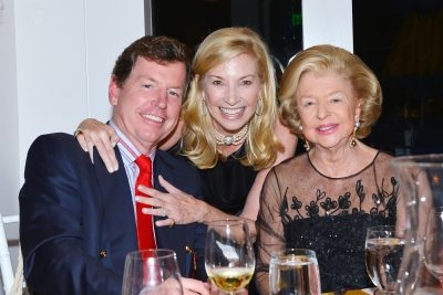 Tom Quick, Pauline Pitt, Lesly Smith== The 44th Annual CHRISTMAS BALL Benefitting The PEGGY ADAMS Animal Rescue League== Sailfish Club, Palm Beach, FL== December 10, 2015== ©Patrick McMullan== Photo - Patrick McMullan/PMC==
