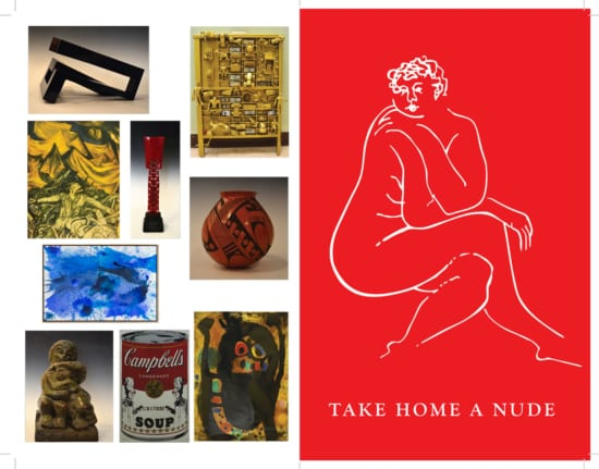 Take Home a Nude, Armory Art Center West Palm Beach