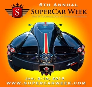 SuperCar Week 2016