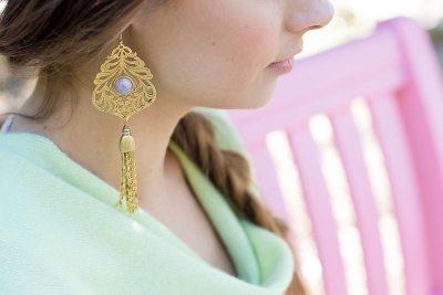 Grecian Earring 2