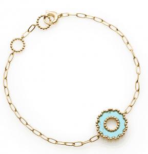 Chantecler Anima Turquoise Bracelet