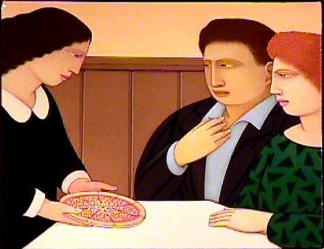 Andrew Stevovich Pizza Umberto