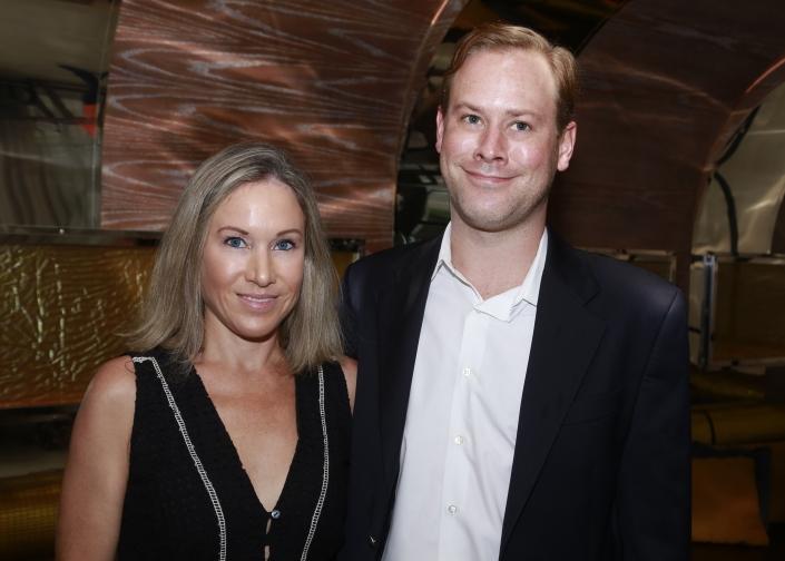 Colleen Gildey & Tyler Moynihan
