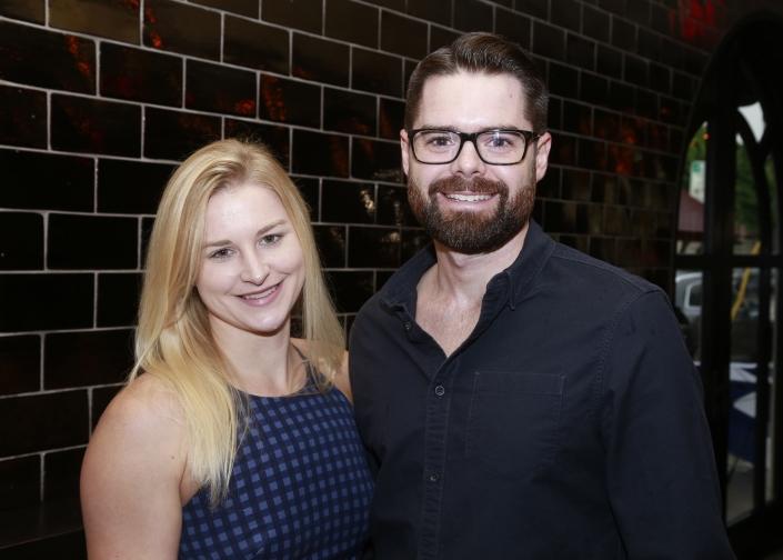 Kelly Shulz & Matt Innes
