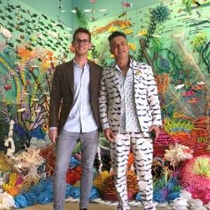 Federico uribe Plastic Reef