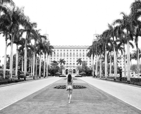 Nathan Coe's Breakers Palm Beach at Coe + Co Photography Gallery in Palm Beach