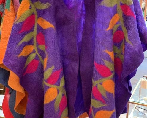 J'da's shawl