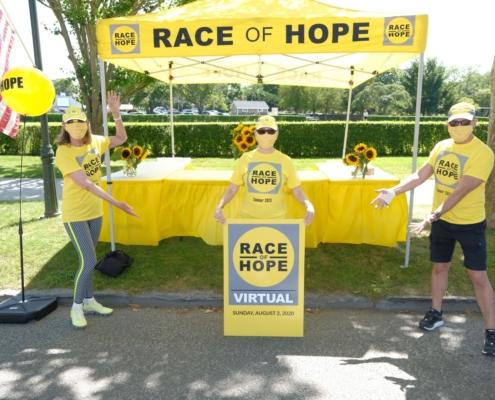 Virtual Race of hope