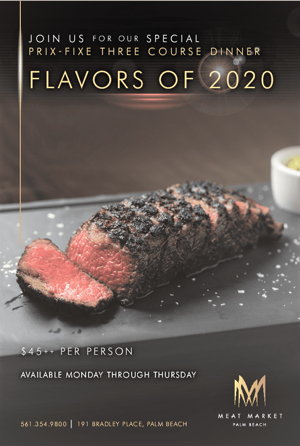 meat Market Flavors of 2020