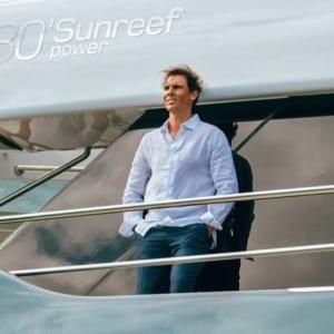Rafael Nadal Sunreef yach