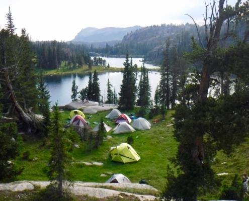 Elk Creek Camp